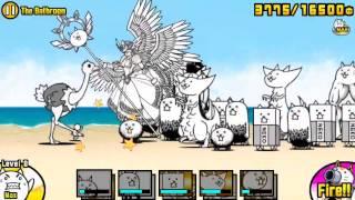 getlinkyoutube.com-[The Battle Cats] 2 Star The Bathroom is EZ