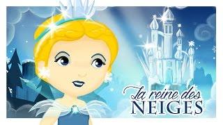 getlinkyoutube.com-La Reine des Neiges - L'histoire d'Andersen en dessin animé - Titounis