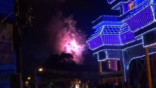 getlinkyoutube.com-Thrissur Pooram Fireworks 2014