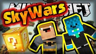 getlinkyoutube.com-Minecraft: PRATIM ZVUK TVOGA GLASA | HiveMC Sky Wars (ft. MarkoKOFS)