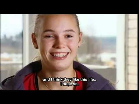 Caroline Wozniacki - Her First Wimbledon (English Subtitles)
