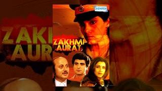Zakhmi Aurat - Hindi Full Movie - Dimple Kapadia & Raj Babbar - Bollywood Superhit Movie