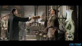 Donnie Yen vs Jin(Siu-Wong Fan) - IP Man (2008)