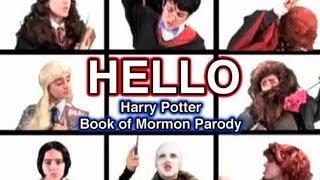 getlinkyoutube.com-HELLO- Harry Potter Book of Mormon Parody