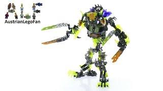 getlinkyoutube.com-Lego Bionicle 71313 + 71314 + 71315 + 71316 Umarak + Beasts Combined - Lego Speed Build Review