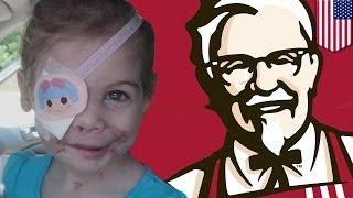 getlinkyoutube.com-KFC Hoax: Victoria Wilcher, hindi tutoong pinaalis sa isang KFC dahil sa mga scar sa kanyang mukha?