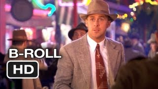 getlinkyoutube.com-Gangster Squad Complete B-Roll (2013) - Sean Penn, Ryan Gosling Movie HD