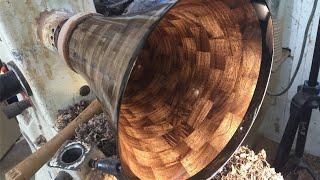 getlinkyoutube.com-Segmented Woodturning: My 96th Vase