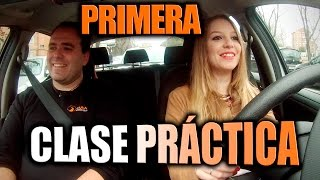 getlinkyoutube.com-Autoescuela Lara: Primera Clase Práctica tiempo real - Primera clase manejo completa