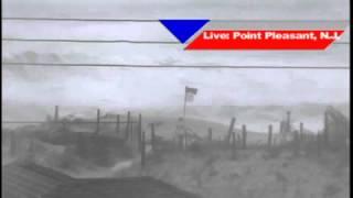 getlinkyoutube.com-Hurricane Sandy - Point Pleasant, NJ