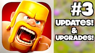 getlinkyoutube.com-Clash of Clans: NEW UPDATES AND UPGRADES!!! Walkthrough Part 3 (iPhone Gameplay)
