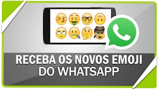 getlinkyoutube.com-Como ativar os novos emoticons (emoji)  do WhatsApp