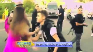 getlinkyoutube.com-Jelena's Halo   Justin Bieber and Selena Gomez Cute Moments