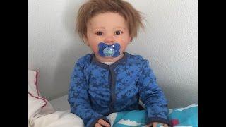 getlinkyoutube.com-Day In The Life Of Reborn Toddler Landen