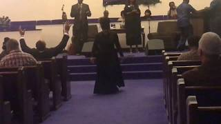 It's In The Room - Shana Wilson Praise Dance width=