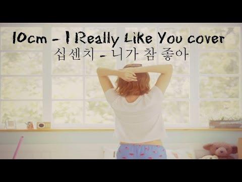 십센치(10cm) - 니가 참 좋아(I Really Like You) cover by Viki