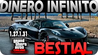 getlinkyoutube.com-GTA 5 ONLINE 1.27/1.31 NUEVO TRUCO DINERO INFINITO DUPLICAR AUTOS GTA V ONLINE 1.27/1.31