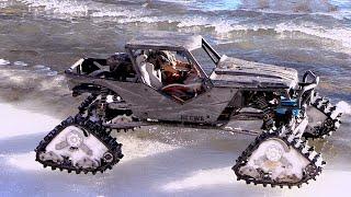 getlinkyoutube.com-RC CWR Deer tracks with Wraith and RC4WD Predator Tracks