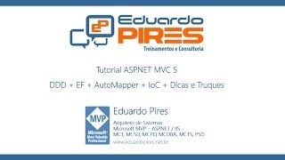 getlinkyoutube.com-Tutorial ASP.NET MVC 5 + DDD + EF + AutoMapper + IoC + Dicas e Truques