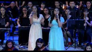Mamma Mia - Orchestra Santa Ursula BSD & The Black Feather Band ( TBF )
