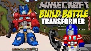 getlinkyoutube.com-Minecraft: Build Battle, El Transformer.