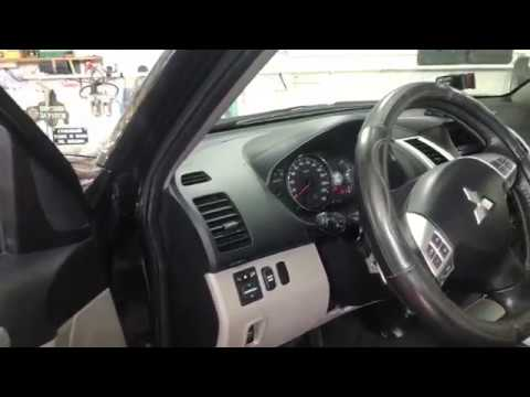 Mitsubishi Pajero Sport шумка авто в пару слоёв. Сделали за день в салоне стало тише