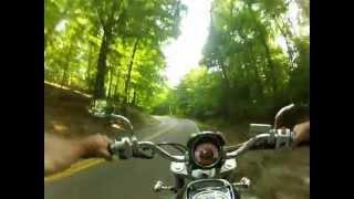 getlinkyoutube.com-2007 Suzuki Boulevard M50