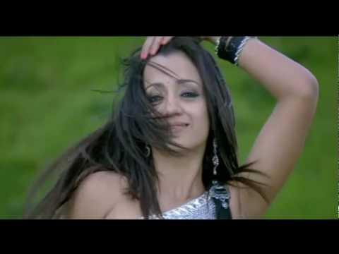 Trisha romantic video in Namo Venkateasa