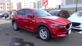 getlinkyoutube.com-2017 New MAZDA CX-5 XD L Package 4WD - Exterior & Interior