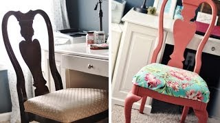 getlinkyoutube.com-How To: Paint And Seal Furniture with Home Decor Chalk paint + Wax