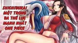 getlinkyoutube.com-Shichibukai [Thất vũ hải] - Một trong ba thế lực mạnh nhất One piece