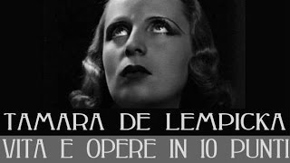 getlinkyoutube.com-Tamara de Lempicka: vita e opere in 10 punti