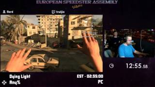 #ESA15Purple - Dying Light [ Any% ] Speedrun by Nord