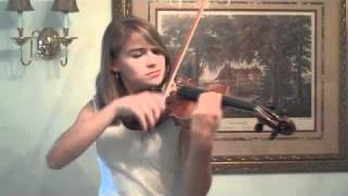 Shadow of the Colossus The Opened Way Violin