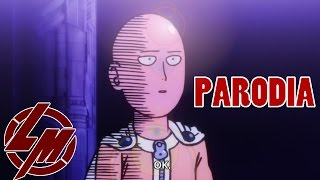 getlinkyoutube.com-one punch man parodia español