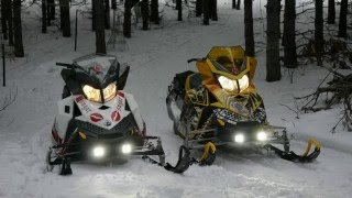 Snowmobiles - TYRI LED Upgrade