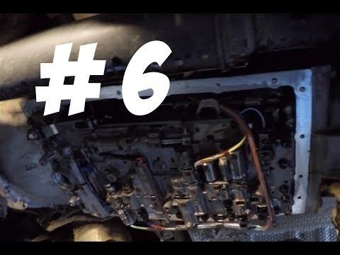 #6 GX470 ТО коробки или что будет если 11 лет не менять масло в АКПП
