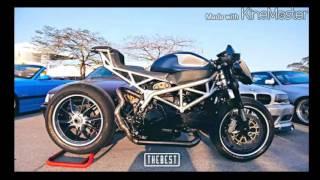 getlinkyoutube.com-Ducati 821 CafeFighter From Thailand