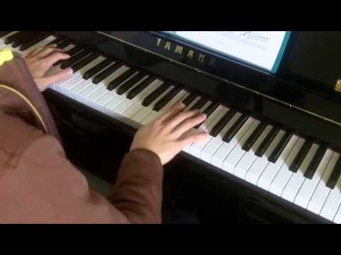 ABRSM Piano 2013-2014 Grade 8 A:1 A1 Soler Sonata in B Major 27 Sonatas No.11 Performance
