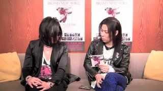 getlinkyoutube.com-BRAND NEW WAVE発売後コメント① / 千聖(PENICILLIN)、Ricky