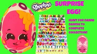 getlinkyoutube.com-SHOPKINS Limited Edition Donna Donut Play Doh Surprise Egg Will Collection Be Completed?? Part 2