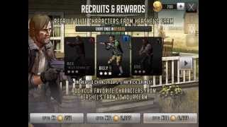 getlinkyoutube.com-[Walking Dead: Road to survival] EPS 8:  Spending coins for a rare character (ipad) Gameplay