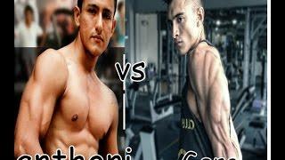 getlinkyoutube.com-Gero Imparable tv VS Anthoni Montalvan | Fitness Motivation HD