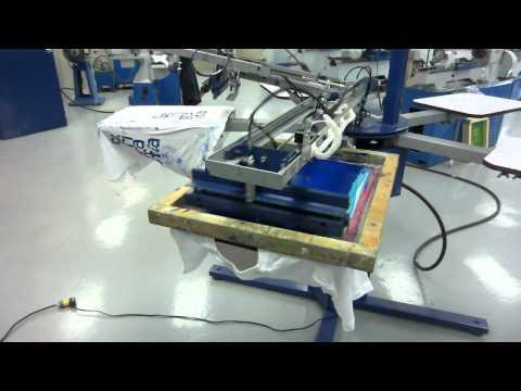 Maquina Automática de Serigrafia