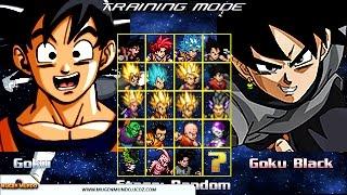 getlinkyoutube.com-Dragon Ball JUS Edition by Antnub1 (GAME COMPLETO)