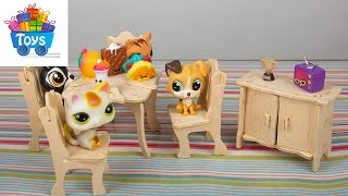 getlinkyoutube.com-Мебель для кукол и LPS. Мебель  для кукольного дома.