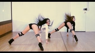 getlinkyoutube.com-Britney spears Work Bitch - Waveya ★ choreography Ari