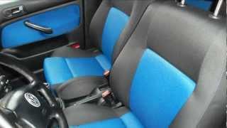 getlinkyoutube.com-XPD - Detailing interior VW Golf IV