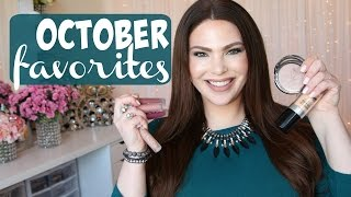getlinkyoutube.com-October Favorites