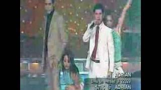 "getlinkyoutube.com-Adrián, Miguel Angel, Carlos - ""Te besé"""
